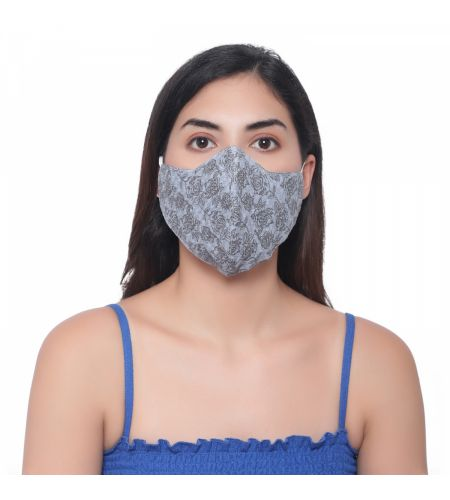 Organic Cotton Mask (Pack of 3)