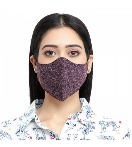 Party Wear Mask (Pack of 3)